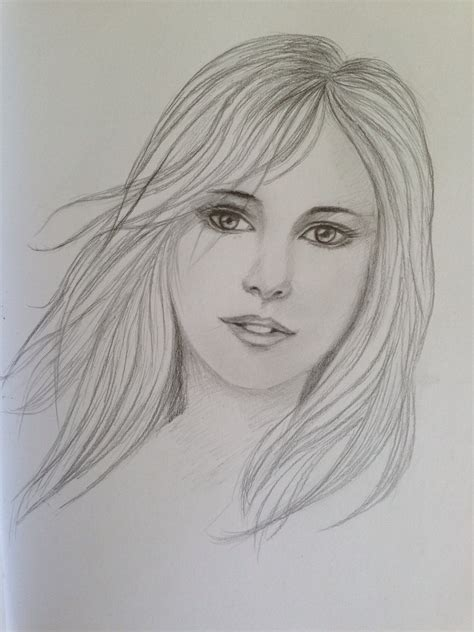 girl face drawing face drawing practice by artlover us on deviantart