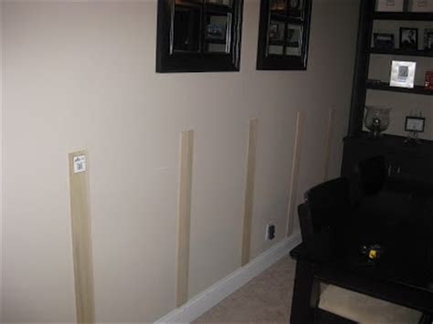 Cheap Wainscoting Ideas Frugal Home Ideas Big Impact Small Budget Faux Wainscoting