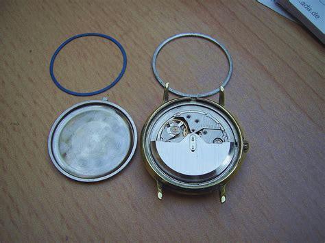 Plexiglas Polieren Zahnpasta by Poljot De Luxe Automatic 29 J Oder Die Uhr Aus Der