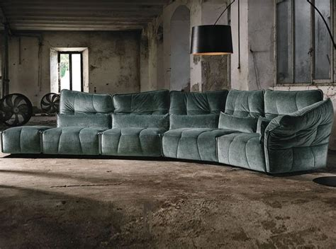 fabric covered sofas modular sofa covered in fabric idfdesign