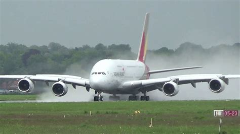 aborted or rejected takeoff amazing rejected takeoff of asiana airlines a380 doovi