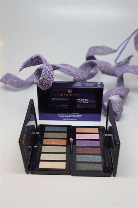 by terry eye designer palette 2 color design review swatch fotd by terry s eye designer palettes parti pris new for fall