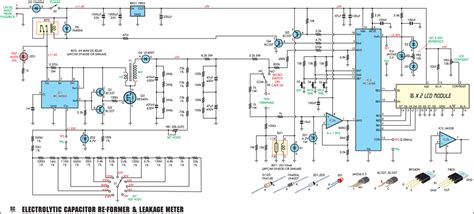 how to check capacitor leakage capacitor leakage tester checker page 1