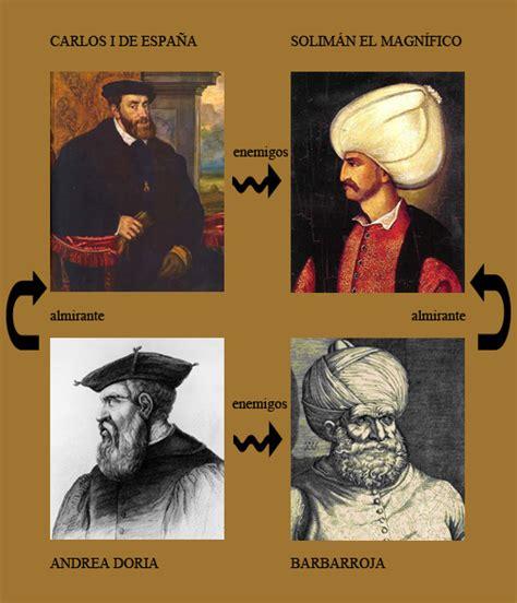 barbarroja otomano barbarroja el pirata turco