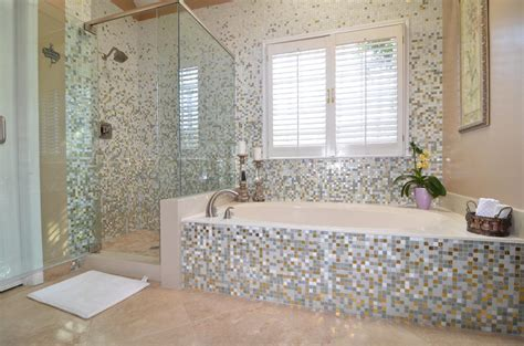 mosaic tile backsplash bathroom designs mosaic bathroom
