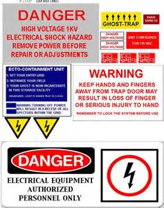 Proton Pack Stickers Ghostbusters Ghost Trap Decals Search