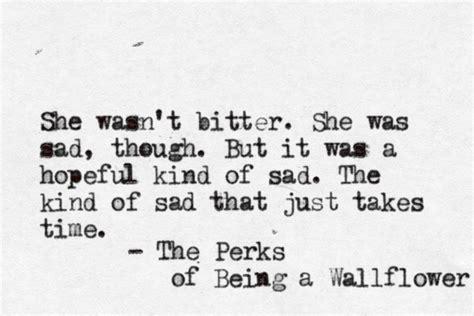 the perks of being a wallflower series 1 typewritten