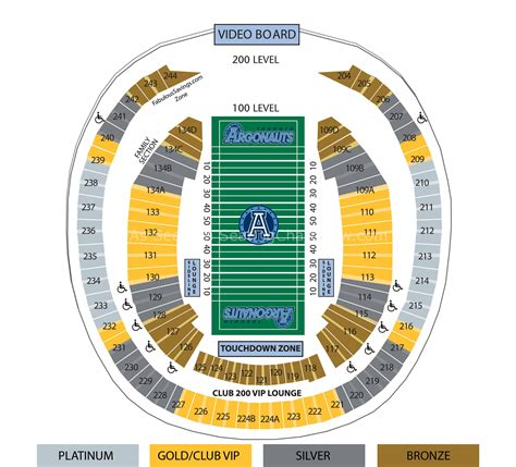 view my seats rogers centre rogers centre toronto on seating chart view
