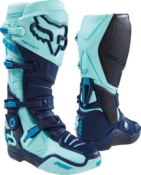 closeout motocross boots fox racing mens limited edition instinct mx motocross
