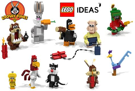 Lego Batman Duck Set will we be seeing lego looney tunes any time soon