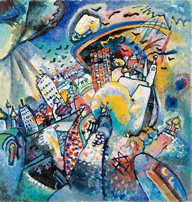 Biography Kandinsky Artist | wassily kandinsky biography art and analysis of works