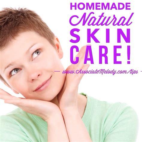 Handmade Organic Skin Care - tips for your