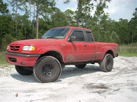 mazda b4000 lifted mazda b4000 vs ford ranger ranger forums the ultimate