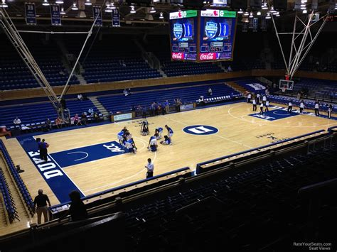 section 13 a cameron indoor stadium section 13 rateyourseats com