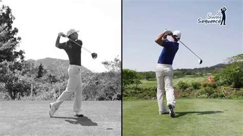 korean swing korean hot golf players driver swing 마니아리포트 톱프로 스윙 따라잡기