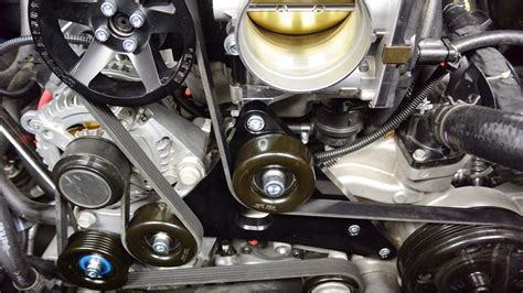 ford mustang  hp supercharger kit  whipple