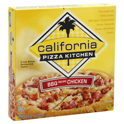 California Kitchen Frozen Pizza by California Pizza Kitchen Pizzas As Low As 1 62