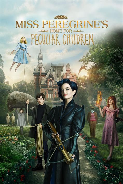 subscene miss peregrine s home for peculiar children