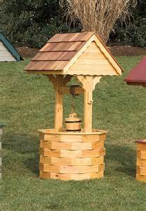 share landscape timber wishing well woodworking plan do it bro