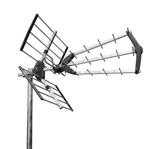 Antena Tv Pf Digital Outdoor antenna png transparent picture png mart