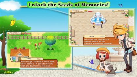 harvest moon seed bagas31 harvest moon seeds of memories lands on ios devices