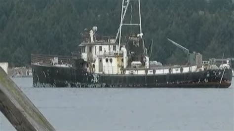 tug boats for sale bc canada ladysmith harbour faces new risk from second derelict boat