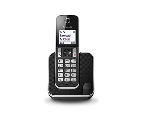 Panasonic Kx Tgd310 Telpon Wireless Cordless Phone Murah panasonic dect cordless phone kx tgd310 pcwise malta computer shop repair centre in mosta