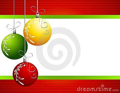design powerpoint natal red christmas ornaments background royalty free stock