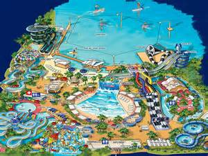 Wet N Wild Orlando Map by Florida Residents Out Of State Visitors Images Frompo