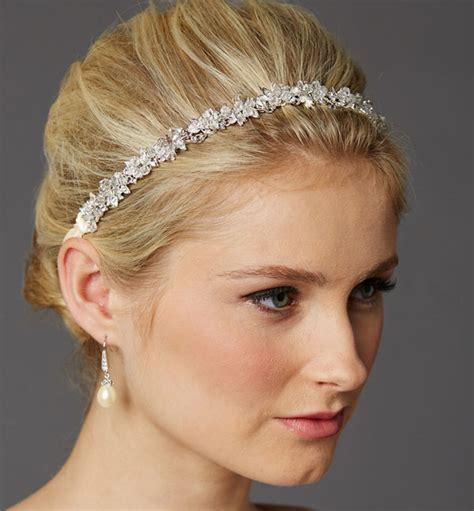 Wedding Headbands by Lisette Bridal Headband Zaphira Bridal