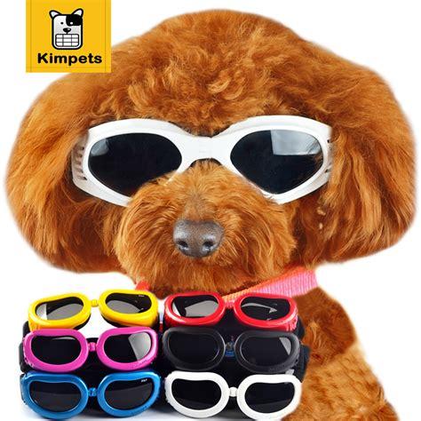 Pet Glasses three size foldable pet glasses medium large pet