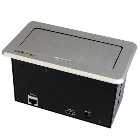 wav arbeitsplatten conference table connectivity box hdmi vga mdp to hdmi