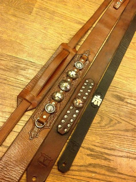 Handmade Guitar Straps - 17 best images about longhorn leathers llc custom guitar