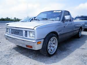 Isuzu P Up Jaacl14s4f0728667 Bidding Ended On 1985 Silver Isuzu Pup