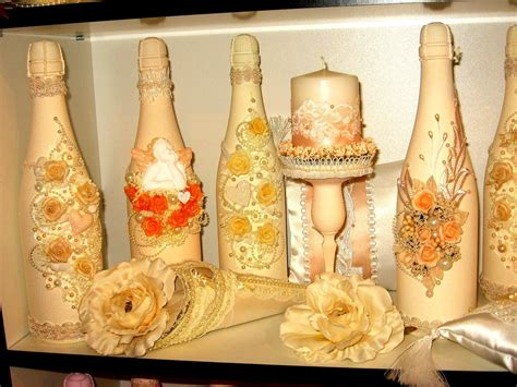 decorate picture decorated bottles for weddings on decorations with