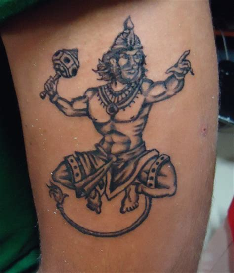 35 hanuman tattoo eric rodrigues flickr
