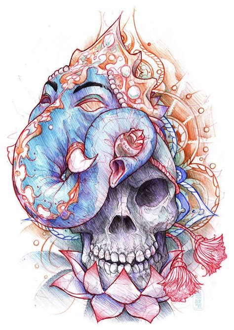 japanese skull tattoo designs 482 best japanese design images on