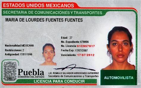 inicia trmite de licencia para conducir virtual puebla licencia de conducir de mexico blogicars autos carros