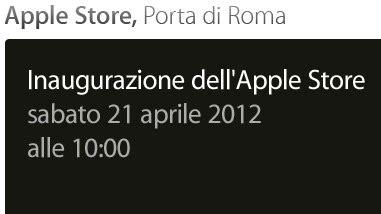 porte di roma apple store apple inaugura un nuovo apple store in italia a porta di roma