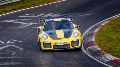 Porsche Nurburgring porsche 911 gt2 rs n 252 rburgring rekoru kırdı otopark