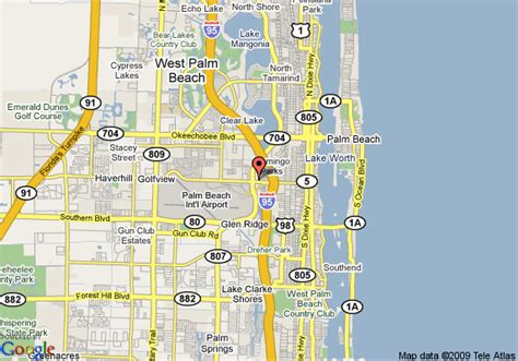 west palm map map of embassy suites west palm west palm