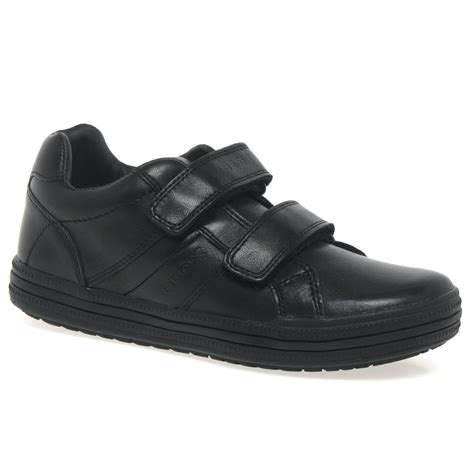 school shoes boys geox elvis school shoes boys riptape charles clinkard