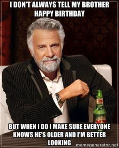 Funny Birthday Memes For Brother - funny happy birthday meme kappit