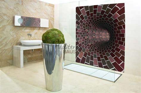 3d wandfliesen kreative wandgestaltung mit mosaik fliesen in 3d tiefenwirkung