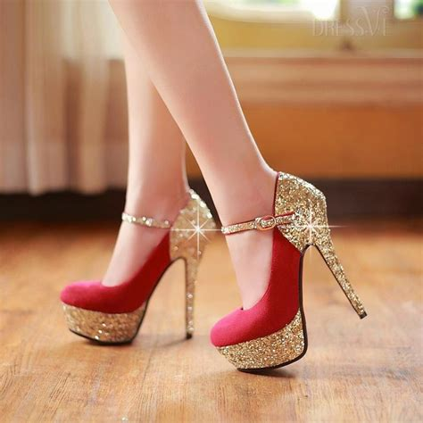 high heels girl prom shoes for western girls by dressve stylish high