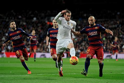 barcelona bleacher report barcelona vs real madrid live score highlights from el