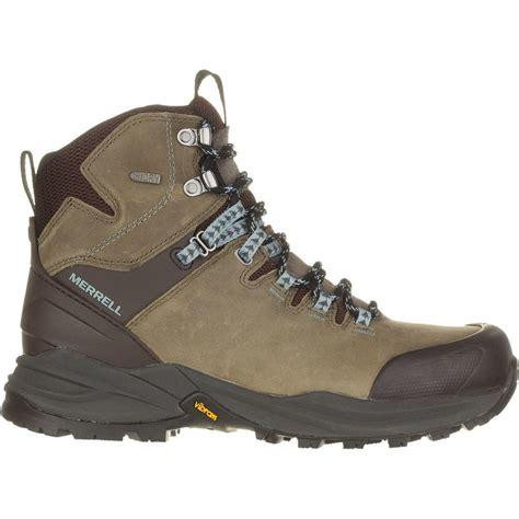merrell phaserbound waterproof backpacking boot s