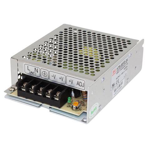 24 volt power supply 24 volt 2 2 50 watt switching power supply