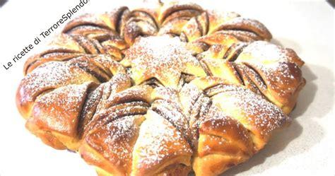 pan brioche alla nutella fiore le ricette di terroresplendore fiore in pan brioche alla
