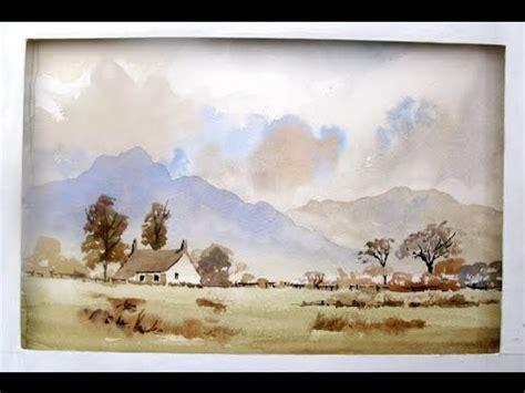 watercolor tutorial alan owen watercolour easy with alan owen youtube